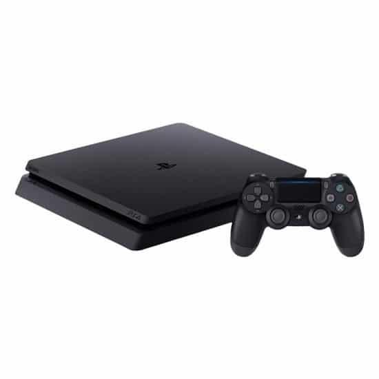 PS4 Slim 500GB 1x controller