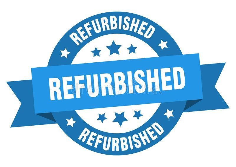 refurbished certificaat
